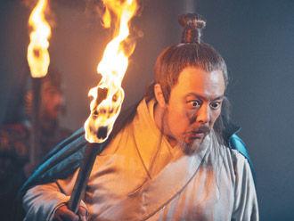 《水浒传》台湾八点档开播,张铁林演洪太尉