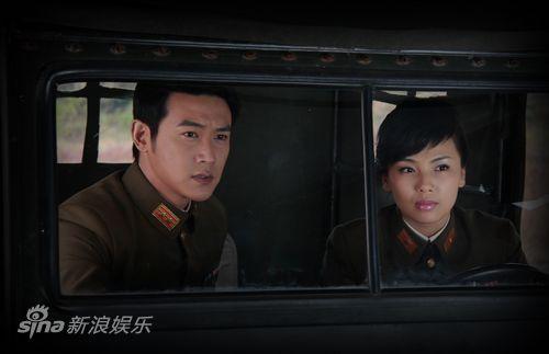 陆毅(饰演高志华)和刘涛(饰演宫丽)剧照