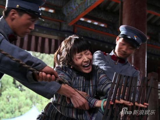 范志博为戏遭断指酷刑