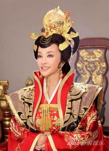 刘晓庆女王气场