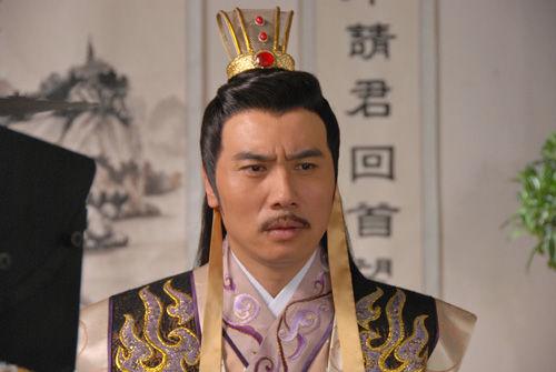 白永成扮演襄阳王