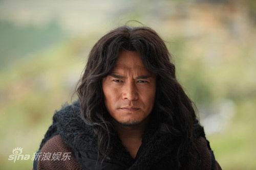 黑子在《大舜》中饰演皋陶