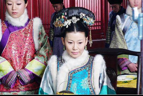 """张雅萌出演有点懵有点小可爱的""""齐妃"""""""
