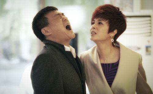 蒋雯丽主演《女人帮》携闺蜜上演五女闯京城图片