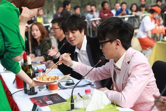 《节目美食》,打造中国顶级艺秀厨师.美食汤口图片