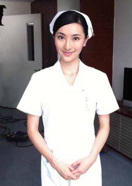 亚洲护士无码_《心术》热播 小静护士马丹旎崭露头角