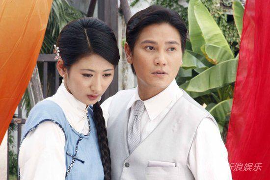 丁子峻饰演的葛人杰对珍珠痴心不忘