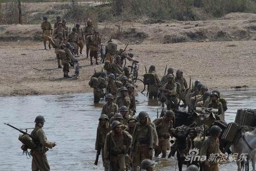 《中国远征军》正在热播