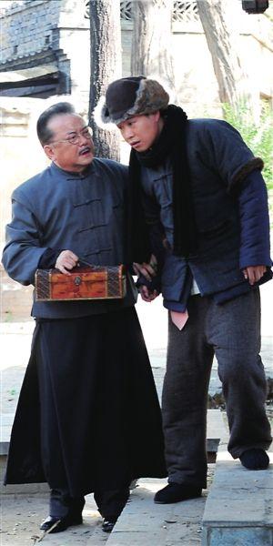 《杀倭令》探班 小沈阳:俺们都是东北人|杀倭令