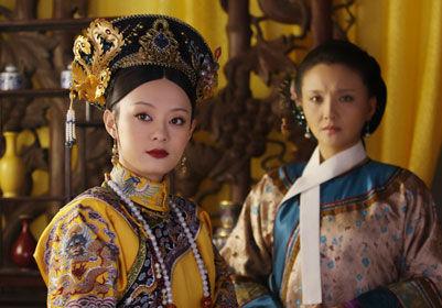 孙俪主演的《后宫甄�执�》,琼瑶认为是宫斗戏极品。