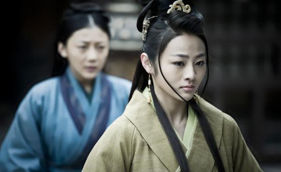 小斯琴高娃《楚汉传奇》真挚演绎晨曦公主