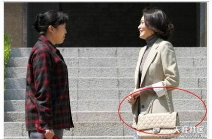 《门第》网友戏称于明加贵姐儿 于明加 门第
