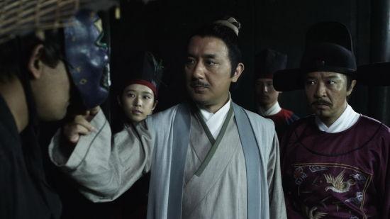 大明按察使》侦探推理混搭朝堂斗...