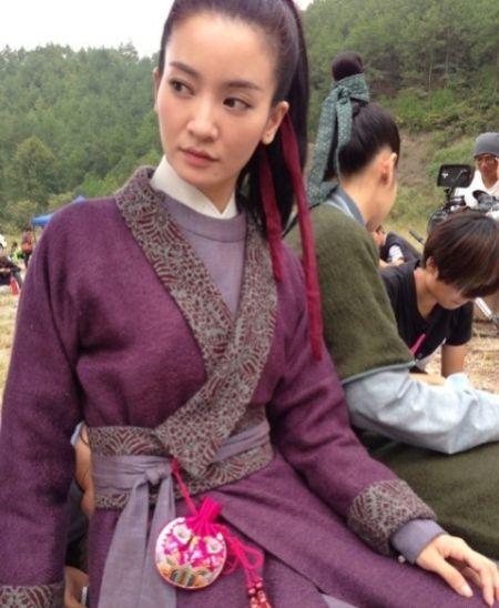 《天地情缘》李晟女扮男装被赞帅气美少年