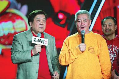 赵本山宣传新剧避谈马年春晚