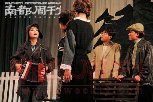 刘烨没准备好结婚生子赵薇解读女人史诗(组图)