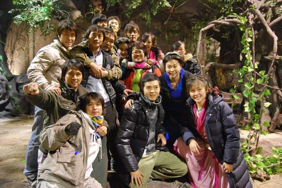 《仙剑三》正式杀青预计明年暑假播出(组图)