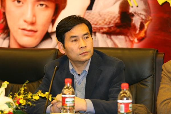 图文:《暴雨梨花》--安徽电视台总编室主任肖融