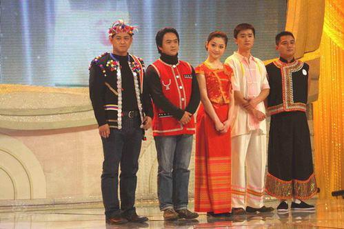 图文:星梦盛典--主演《孽债》的五位演员亮相
