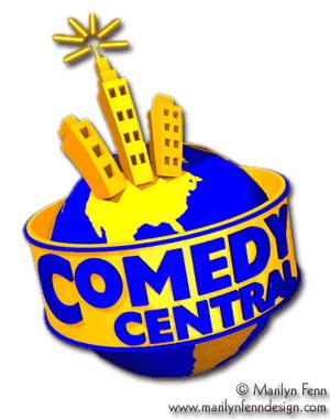 美剧基础资料:ComedyCentral频道简介(组图)