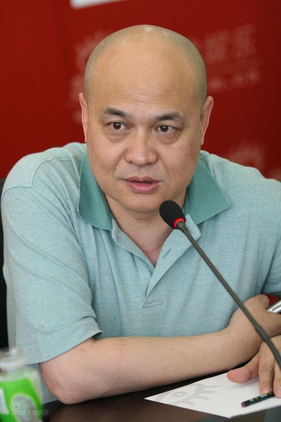 图文:慈文影视公司董事长马中骏发言