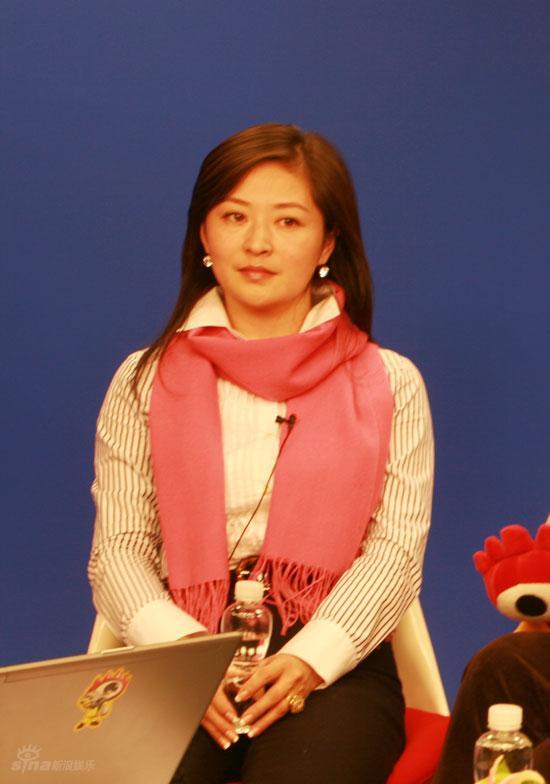 图文:《苏菲日记》主创聊天--华索影视浦晓燕