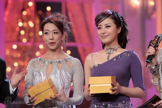 图文:舞林大会准决赛--吴辰君,刘雅丽淘汰; 舞林大会准决赛打破规则