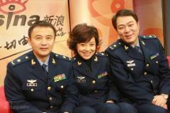 实录:闫妮高亚麟尚敬做客聊《卫生队的故事》
