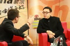 实录:郎昆做客新浪解密春晚小沈阳能超赵本山