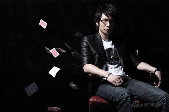 图文:《金牌魔术团》十二成员资料--赵钧毅