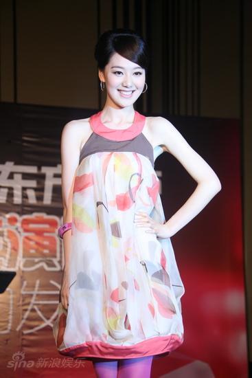 图文:《苏菲日记》登东方卫视--王冠出演《苏菲日记》要角