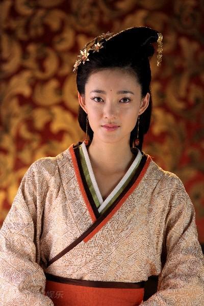 图文:《美人心计》造型照--王丽坤饰演慎儿