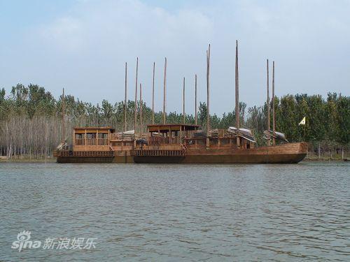图文:水浒战船--水浒战船