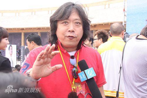 图文:新《水浒》--导演鞠觉亮