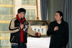 喜多瑞第一届故事大赛颁奖在京举行(组图)