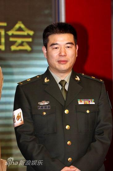 图文:《利剑》登陆央视--主演周惠林