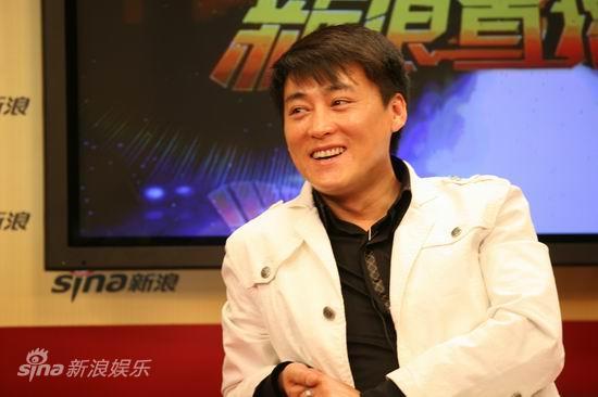 图文:《利剑》主创做客--刘小锋聊戏里戏外