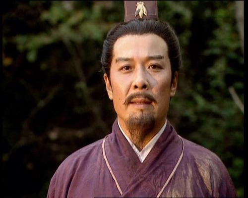图文:旧版《三国》刘备的扮演者孙彦军