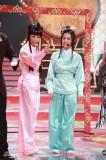 《华人大综艺》重现经典米雪朱茵再演黄蓉(图)