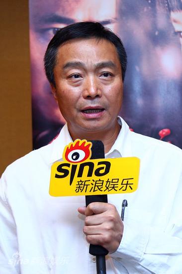 图文:《经纬天地》发布会-河南电视台总编辑王少春