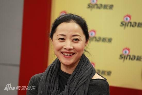 刘蓓爽朗笑容