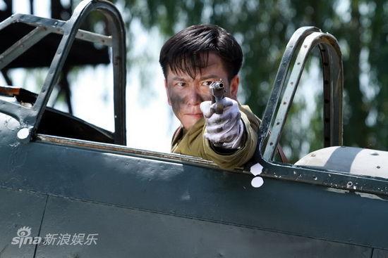 节振国传奇演员温兆伦
