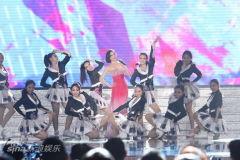 2011国剧盛典欢度跨年文章马伊�P夫妻称帝封后