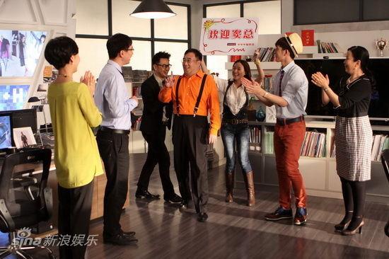 专题 > 正文    新浪娱乐讯 电视剧《新编辑部故事》历时近3个月的图片