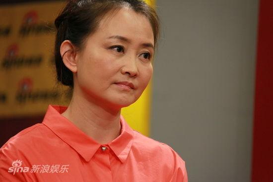 图文:《心术》主创做客-导演杨阳