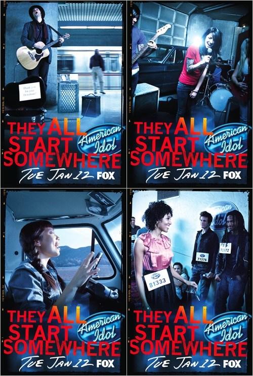 《美国偶像》新季海报出炉寻找第九季新偶像