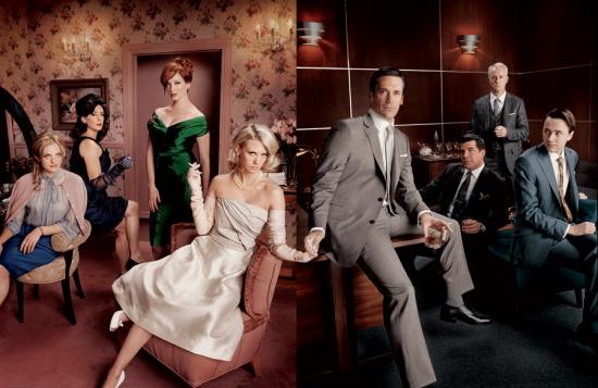 《广告狂人》第四季首播日确定AMC再推原创剧
