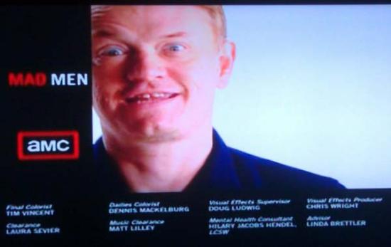 《广告狂人》本季大结局巧妙宣传《行尸走肉》