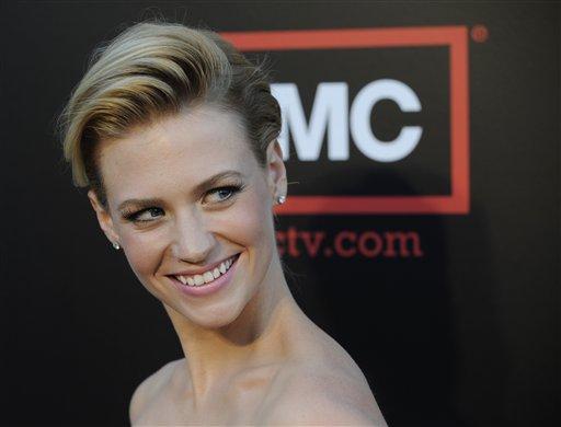 组图:AMC电视台庆祝《广告狂人》第二季首播
