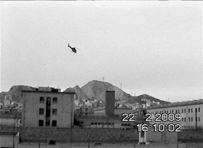 希囚犯上演《越狱2》再次乘直升机逃脱(组图)